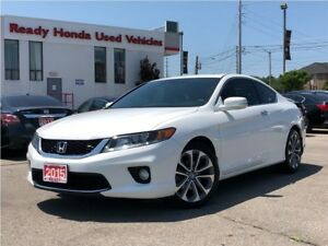 2015 Honda Accord Coupe EX-L w/Navi V6 - Leather - Roof