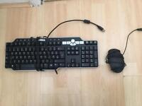 Dell Keyboard and mouse USB