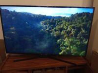 Samsung 4K UHD 50' smart TV (UE50KU6000W)