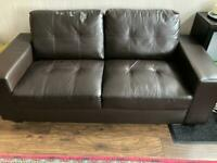 3 seater and 2 seater sofas for £50 !!