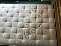 Free John Lewis queen mattress
