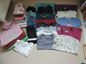 Bundle of clothes for girl, age 7