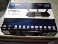 New Linksys AC1900 dual band SMART Wi-Fi Router, model EA6900