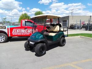 2012 club car Precedent ELECTRIC 48VOLT  PROMO LIFT