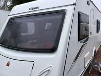 2011 Elddis Xplore 540 (Fixed Bed, End Washroom)
