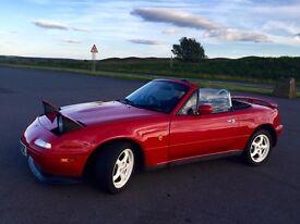 Mazda MX5 / Eunos Roadster 1.6L import 1991