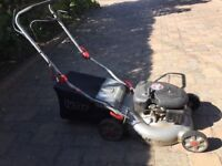 Wolf lawnmower for parts or repair
