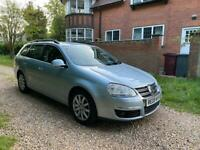 Golf 2.0 TDi Se Estate 140 bhp, 6 Speed Manual, 1 Previous Owner, 2009, Full Service History