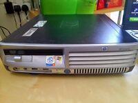 HP Compaq desktop