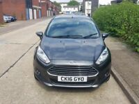 2016 FORD FIESTA 1.2 MINT CONDITION HPI CLEAR ONLY 18000