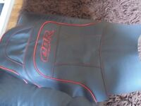Honda cbr 600 f3 brand new replacement seat cover