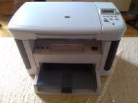 HP LaserJet M1120 Multi-Function Printer, Scanner, Copier.