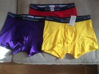 Polo Ralph Lauren boxer shorts brand new and boxed