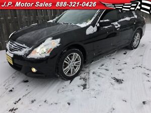2012 Infiniti G37 Luxury, Automatic, Leather, Sunroof, Back Up C