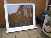 ZENITH WHITE UPVC DOUBLE GLAZED WINDOW