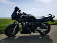 Yamaha fazer 600 restricted