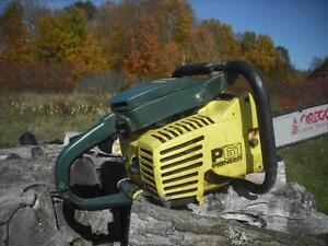 Wanted Pioneer P61 chainsaw for parts Kingston Kingston Area image 3
