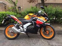 Honda cbr125 cbr (2013)