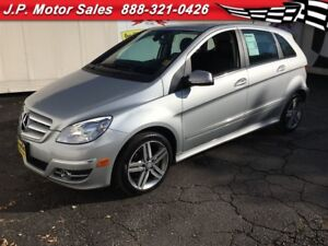 2011 Mercedes-Benz B-Class 200 Turbo, Auto, Leather, Sunroof