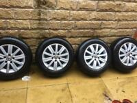 Vw Golf MK6 Bluemotion Alloy wheels set of 4