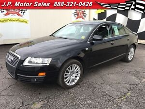2008 Audi A6 3.2L, Automatic, Heated Seats, AWD