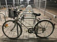 Ladies vintage bike with Free Lock