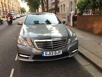 Mercedes Benz E250 PCO ready *Low Deposit*