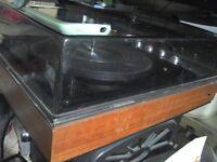 Vintage Glenburn/Wyndsor Full Automatic Multi-Play TURNTABLE/Record Player