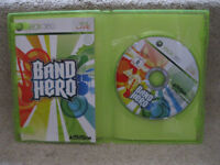 Xbox 360 Band Hero Game