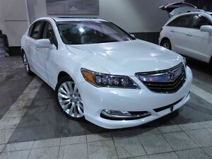 2014 Acura RLX Base w/Elite Package