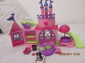 Pretty Pet Palace and one puppy