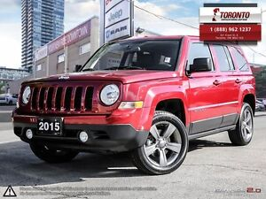 2015 Jeep Patriot ***HIGH ALTITUDE***LOADED***