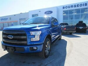 2016 Ford F-150 LARIAT 4X4 FX4 OFF ROAD PKG