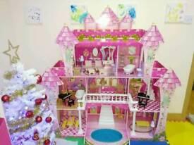 Princess dolls house