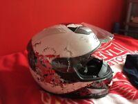 Spada crash helmet