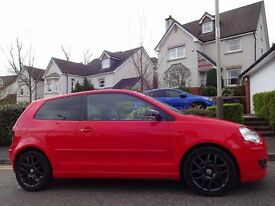 SPRING/SUMMER SALE!! (2009) VW Polo 1.4 TDi Bluemotion GTD Edition 3dr FREE DELIVERY/MOT/£0 TAX/FUEL