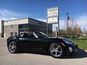 2008 Saturn SKY Convertible ~ Low Low Kms ~ Leather Seats ~