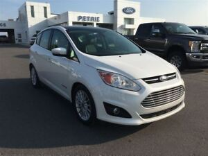 2014 Ford C-Max SEL - HYBRID. HEATED LEATHER, NAV