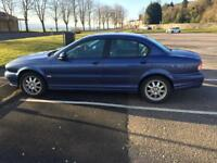 Jaguar x-type 2.1 v6 no MOT 180£