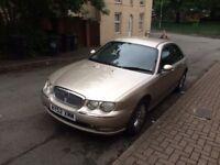 Rover 75 Classic 25l V6 2002 5 months MOT