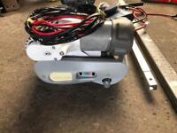 Powertouch evolution motor mover single axle