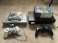 PlayStation 1+2 Consoles