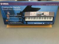 Brand new Yamaha The portable Grand Piano PSR-225GM