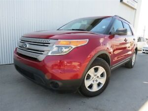 2014 Ford Explorer Base, AWD, BLUETOOTH, 7 PASS, SAT RADIO.