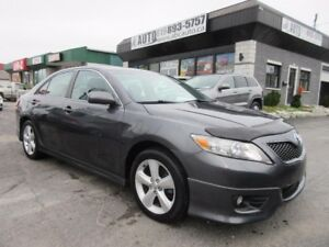 2011 Toyota Camry SE (Sport MAG Wheels A/c Bluetooth Power Group