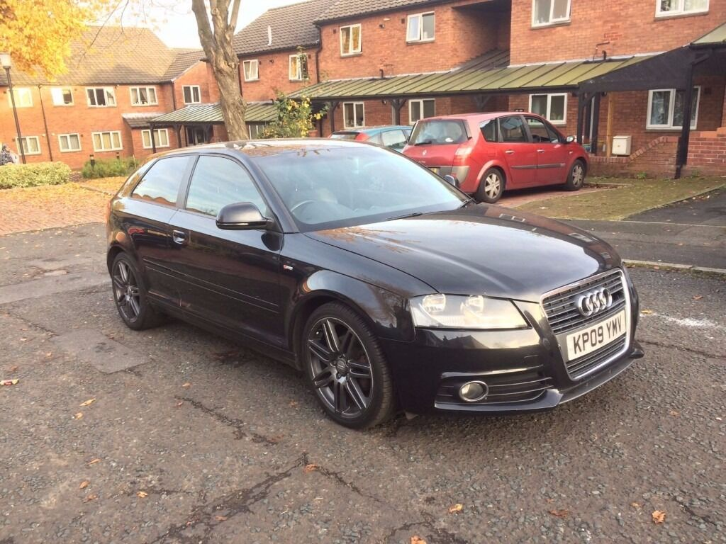 2009 audi a3 2 0 tdi sline dsg auto paddle shift in rochdale manchester gumtree. Black Bedroom Furniture Sets. Home Design Ideas