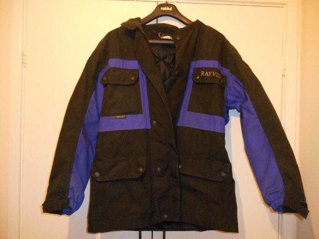 Rayven motorcycle textile jacket (Mens-Size L)
