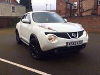 Nissan Juke 1.6 Acenta Premium Auto / Diesel 2013