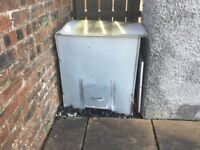 Coal and coal bunker