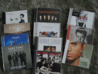 An eclectic mix from classics to top of the pops